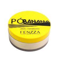 pó banana da Fenzza fechado