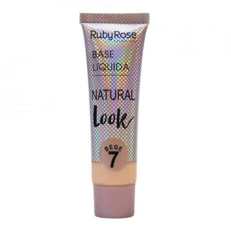 Base Líquida Natural Look Bege B7