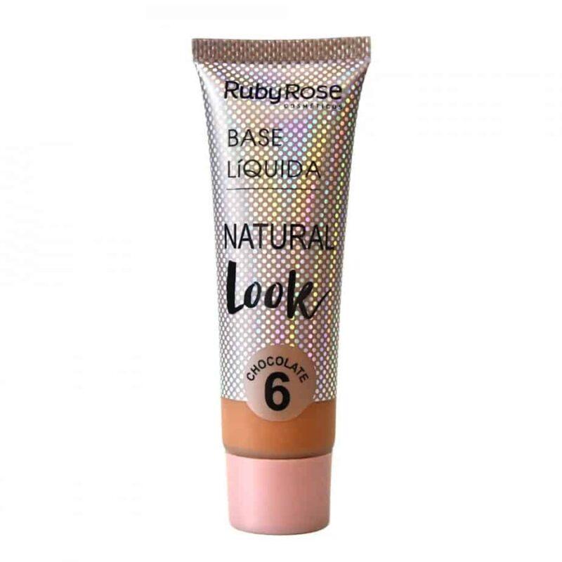 Base Líquida Natural Look Chocolate C6