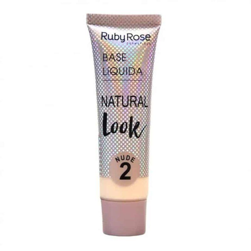 Base Líquida Natural Look Nude N2