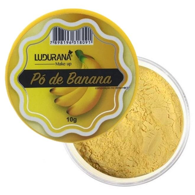 pó de Banana da Ludurana