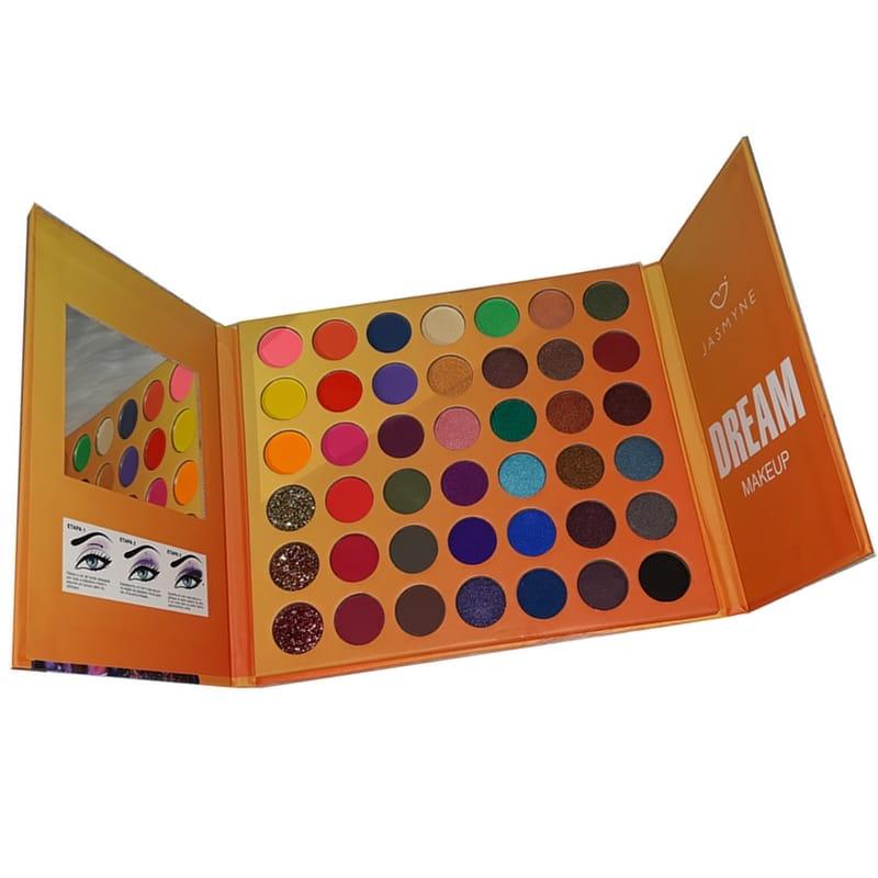 Paleta de Sombras Dream Makeup da Jasmyne