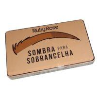sombra para sobrancelhas cor caramel 2 da Ruby Rose