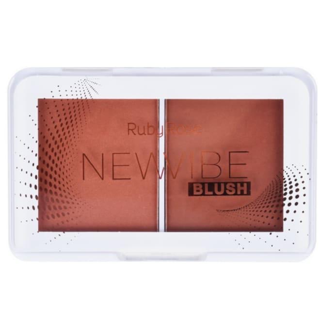 Blush New Vibe Cor 08 Ruby Rose