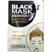 Máscara Negra Facial Black sache