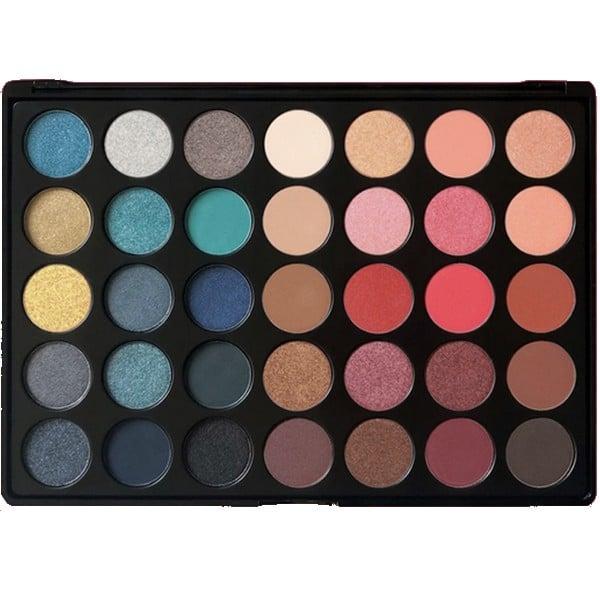 Paleta Best Pro Palette SP Colors: 35 cores lindas