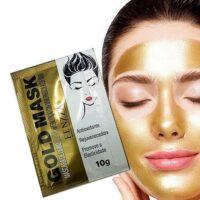mascara facial gold fenzza