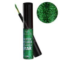 Delineador Glitter Shining Star da Jasmyne Cor verde