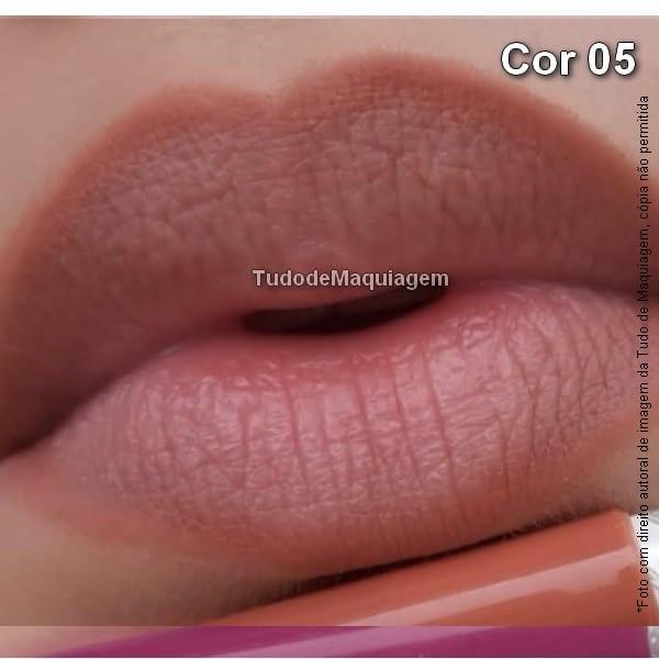 Lápis contorno lábial Dapop Cor 05