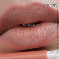 Lápis contorno lábial Dapop Cor 09