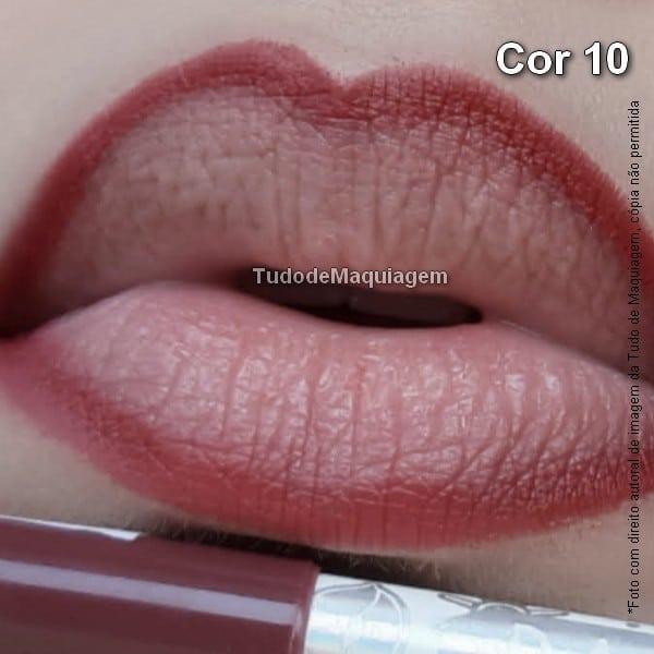 Lápis contorno labial Dapop Cor 10