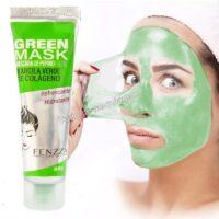 mascara de argila verde fenzza