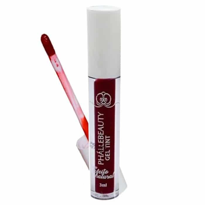 Lip Tint Gel Cor 1 - Phallebeauty