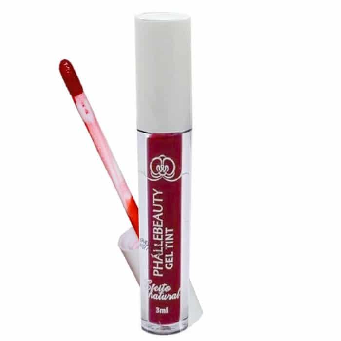 Lip Tint Gel Cor 2 - Phallebeauty