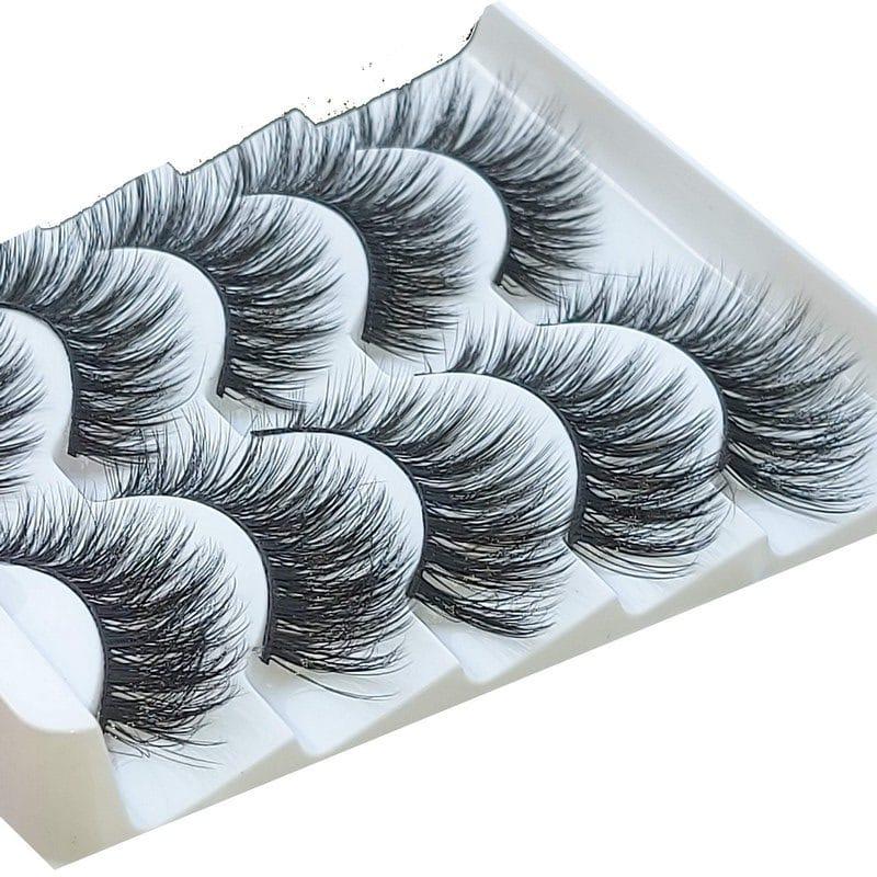 cílios postiços 3D-52