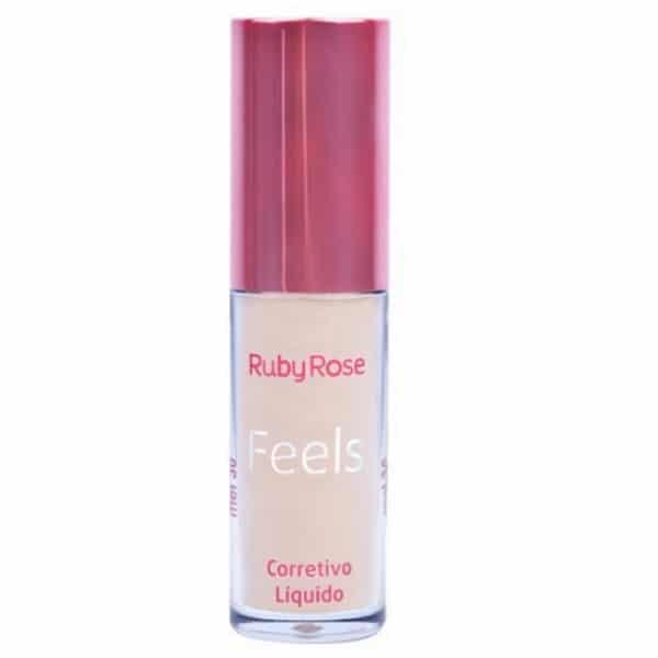 Corretivo Líquido Feels cor 30 MEL da Ruby Rose