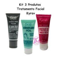 kit tratamento facial kyrav